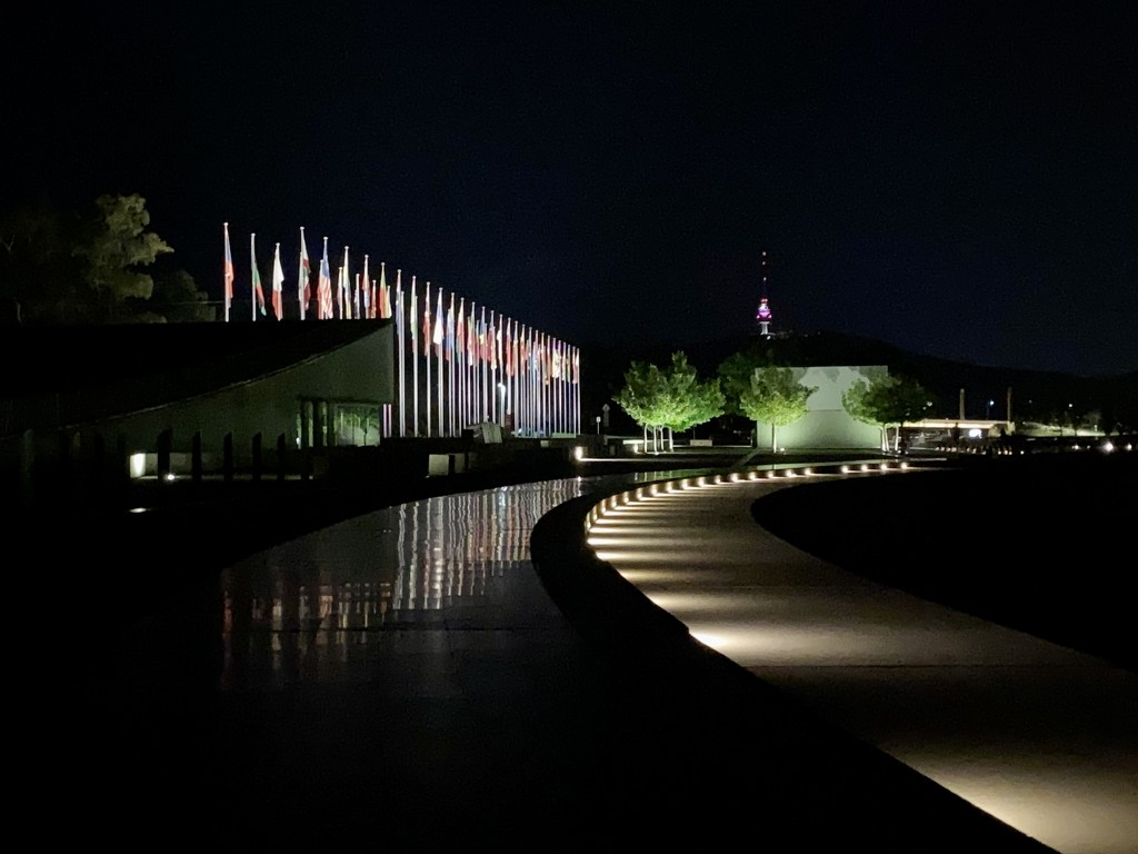 Canberra night life  by nicolecampbell