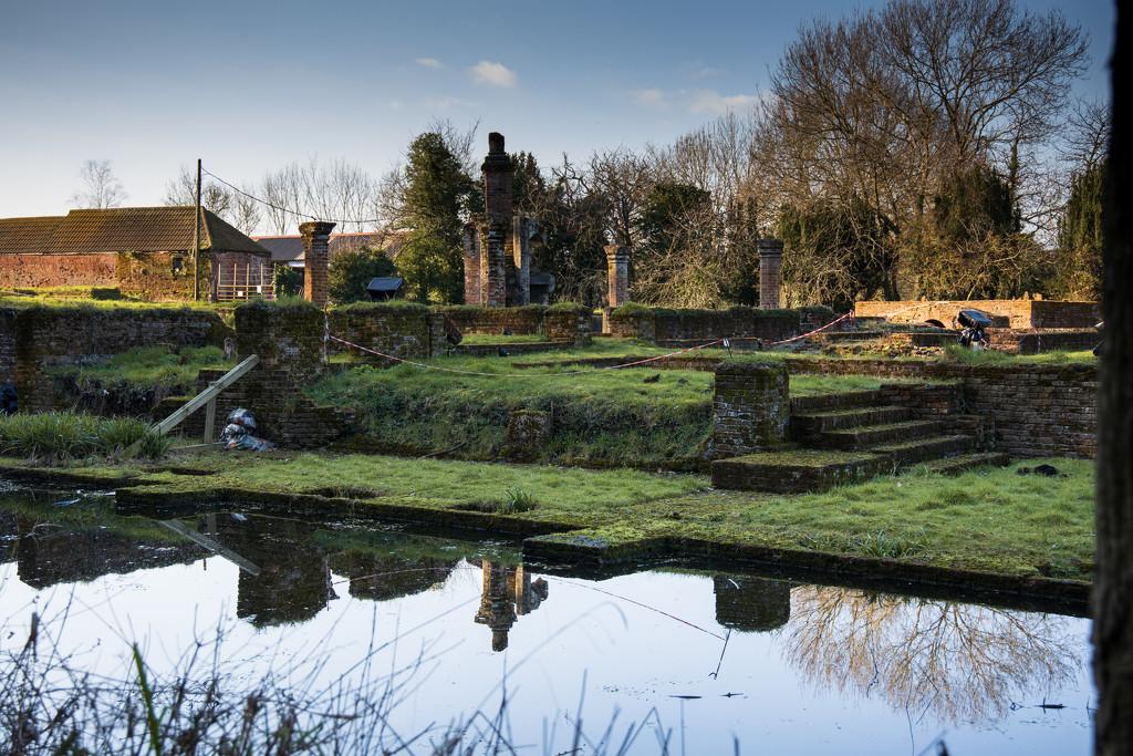 Walsingham's House by peadar