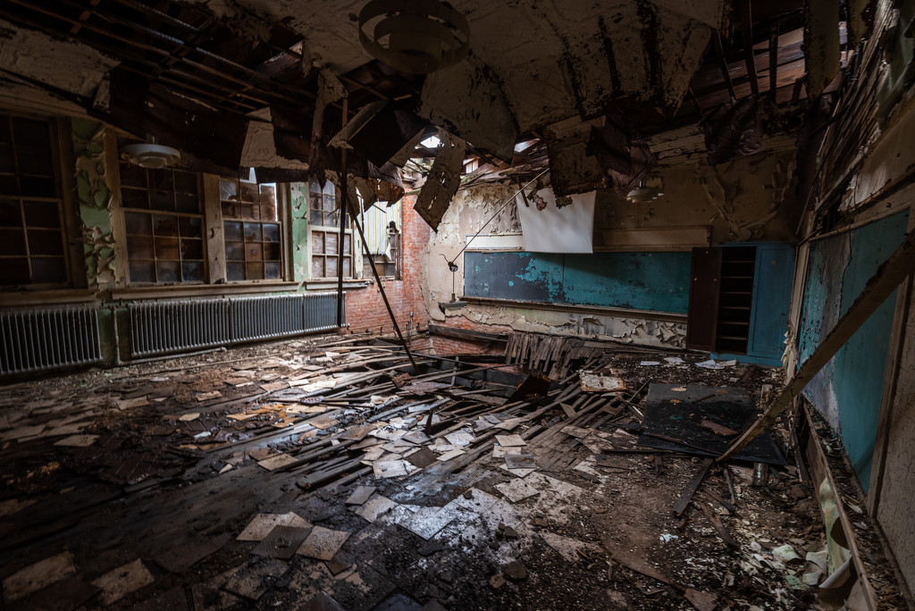 On Location - Cullen Grimes Elementary by johnnychops