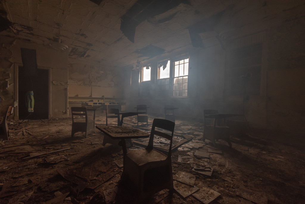 On Location - Cullen Grimes Elementary Classroom  by johnnychops