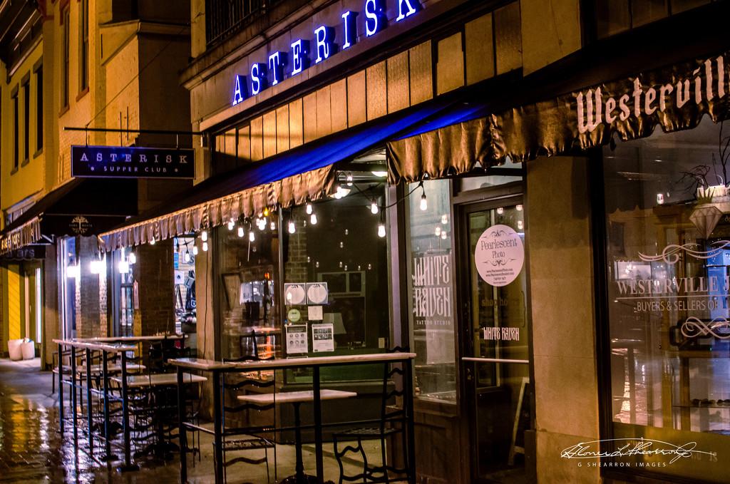 Open Tables @ Asterisk by ggshearron
