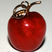 Red apple jewelry