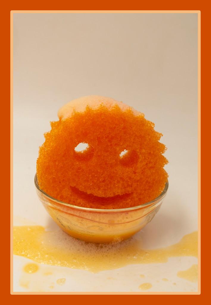 Orange 1 Tuesday by mrslaloggie