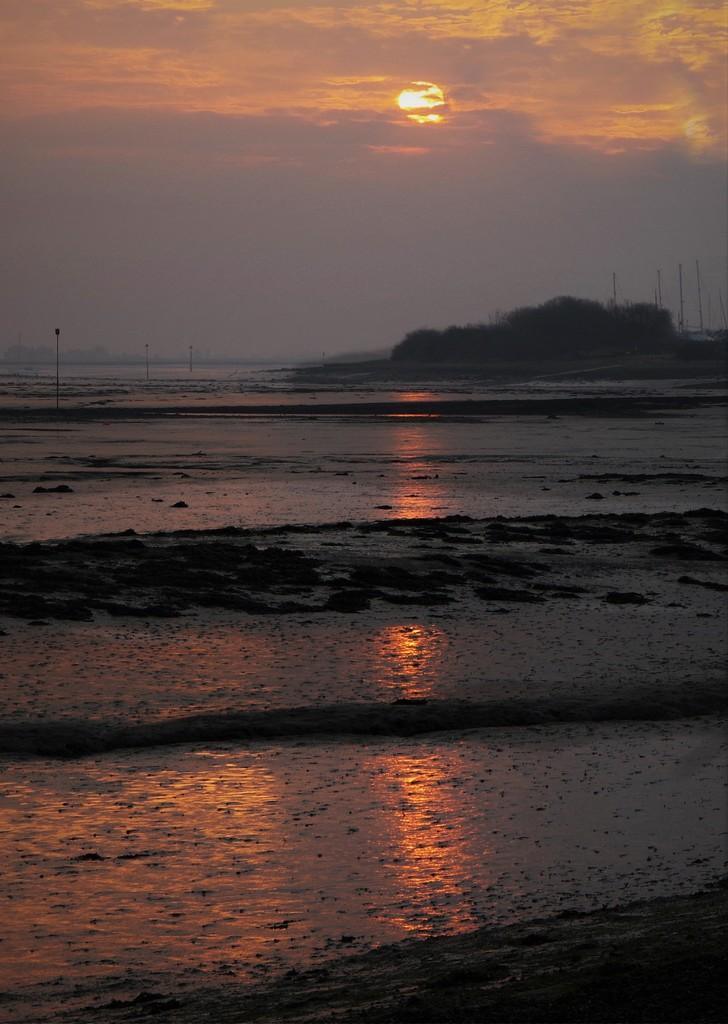 Sunrise Over the Marina by 30pics4jackiesdiamond