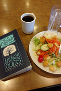 26th Jan 2017 - Lunch and a Book