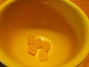 3rd Mar 2021 - Yellow gumdrops in a large yellow mug
