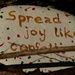 spread the joy like confetti
