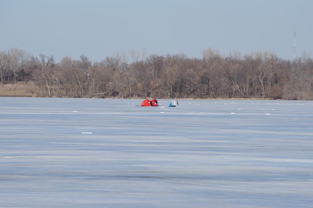 Ice fishing 1 by larrysphotos