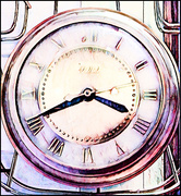 1st Mar 2021 - Turn Back the Hands of Time
