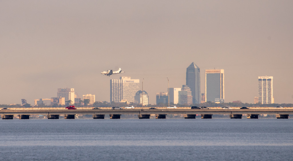 Jacksonville Skyline! by rickster549