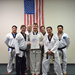 The black belts