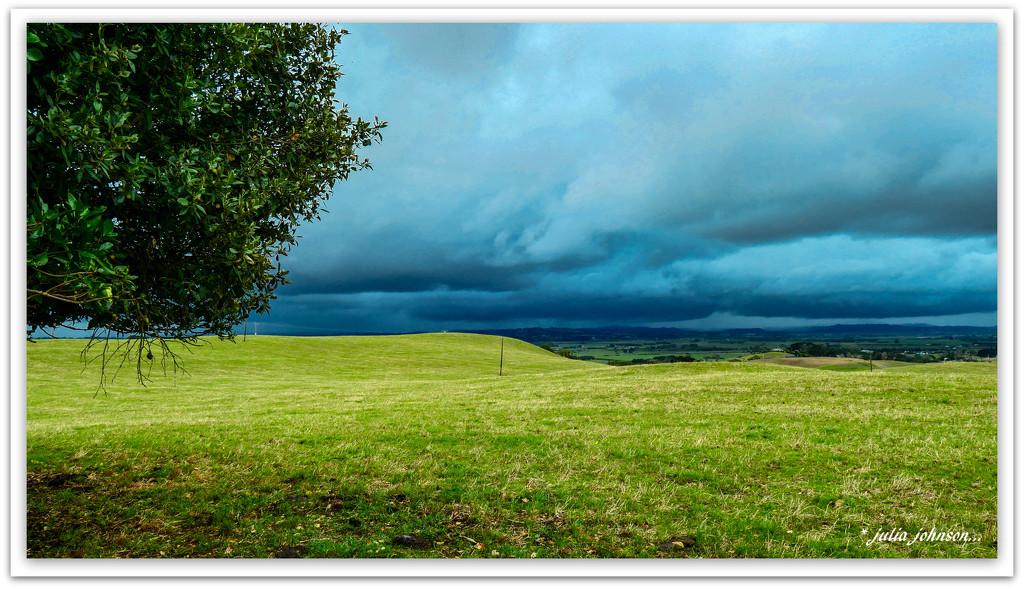 Here Comes The Rain Again.. by julzmaioro