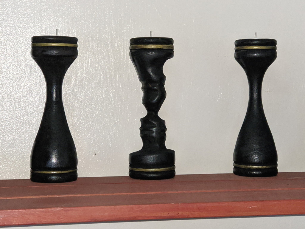 Completed Candle Sticks by bulldog