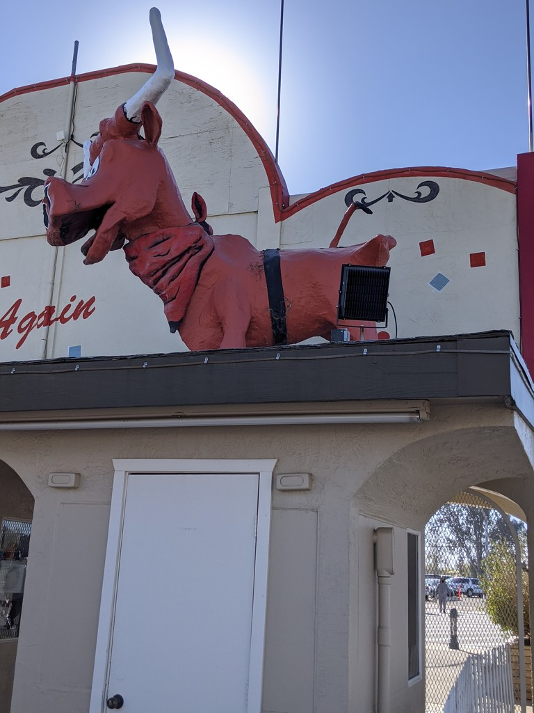Kern County fairgrounds by bambilee