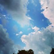 5th Mar 2021 - Blue skies smiling at me