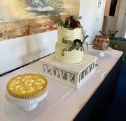 5th Mar 2021 - Wedding cakes