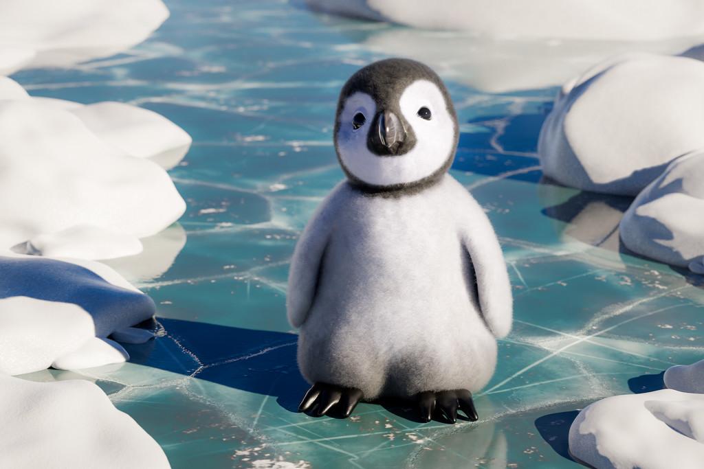 Penguin by humphreyhippo