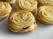 28th Feb 2021 - Todays bake, Viennese Whirls