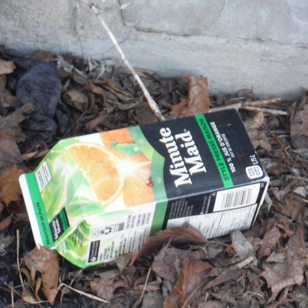 J #1: Junk? Juice? by spanishliz