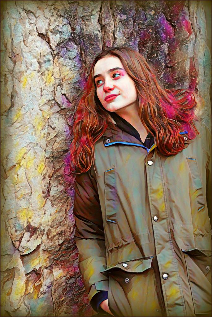 Dreaming by olivetreeann