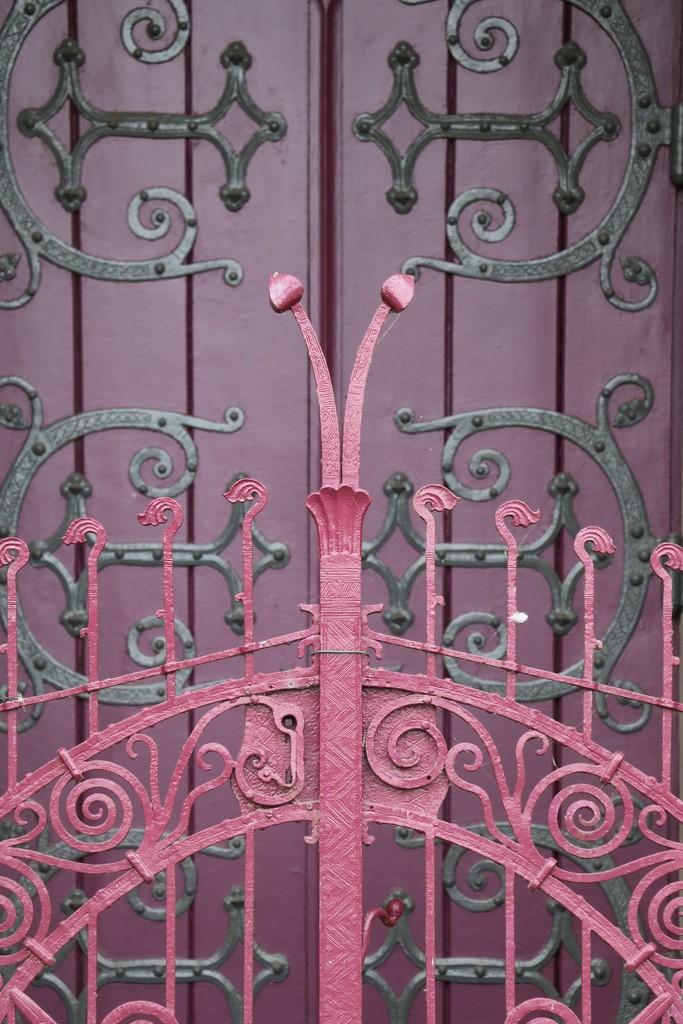 Gate, Strasbourg 2020 by momamo