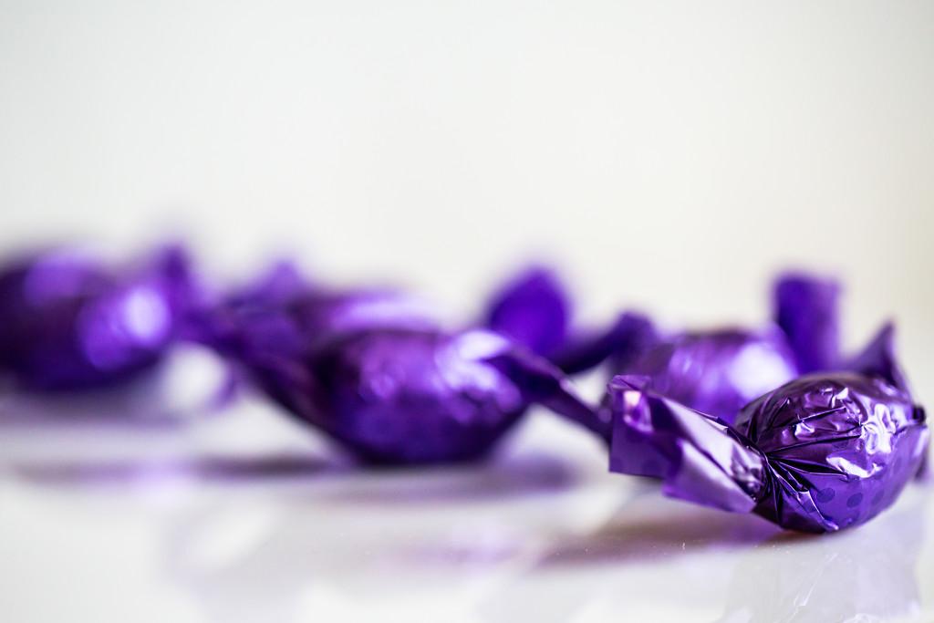 Rainbow - Purple  by pamknowler