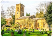 6th Mar 2021 - The Church In The Park