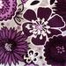 Patterned Purple