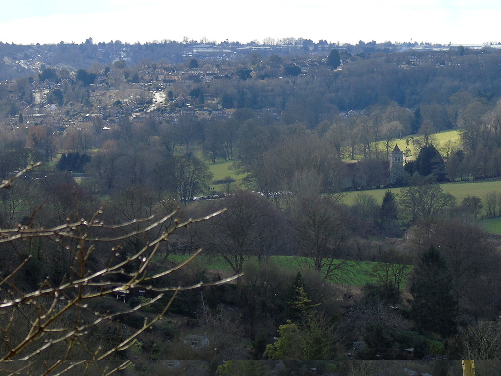 Hughenden From A New Angle by bulldog