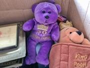 6th Mar 2021 - Purple Bear