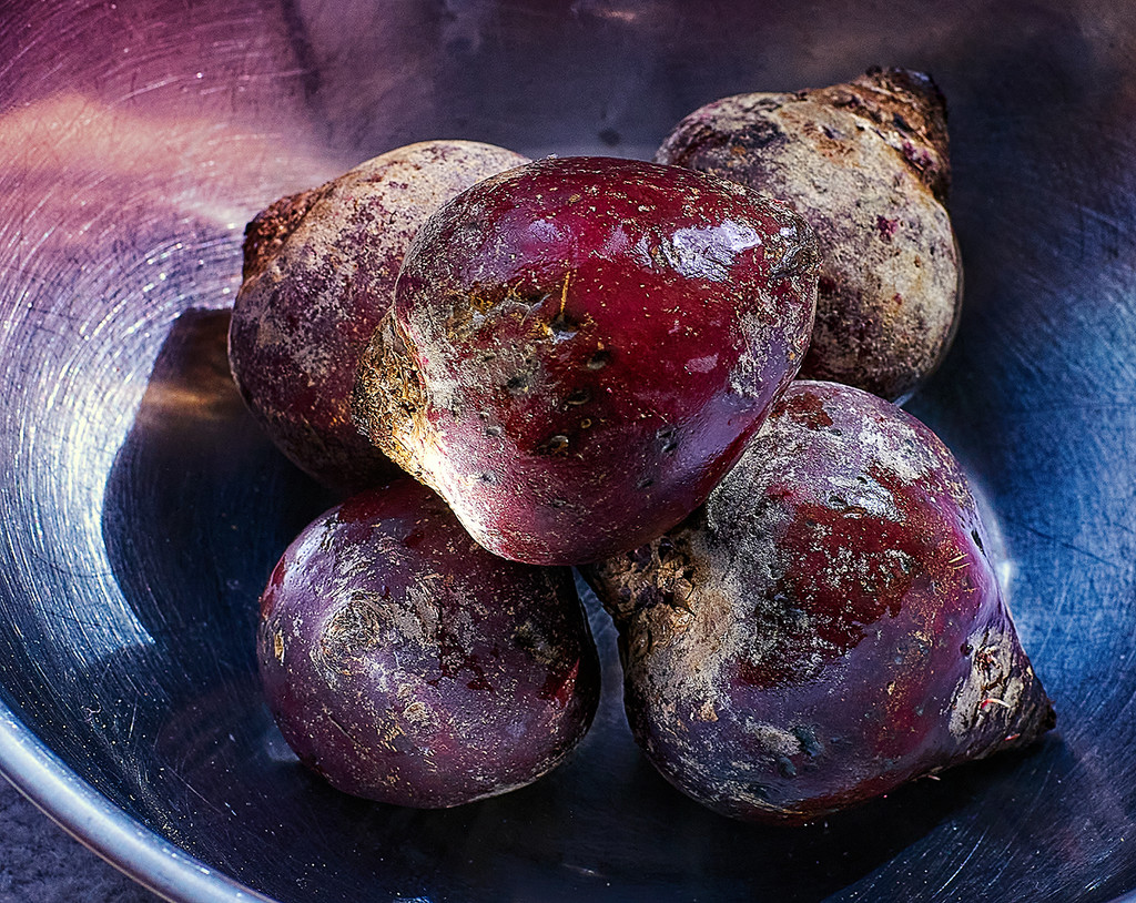 Old Beets by gardencat