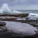 More stormy seas