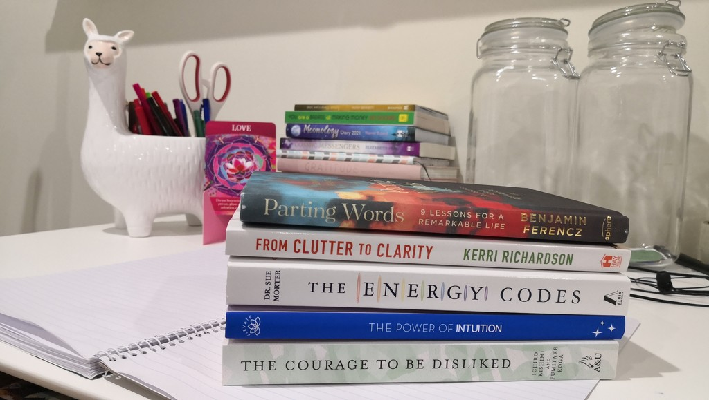 Books I have set aside to read in March by kgolab