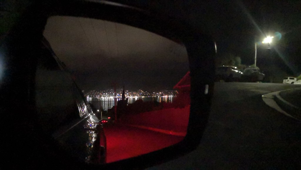 Reflections of Hobart by kgolab