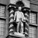 infamous statue