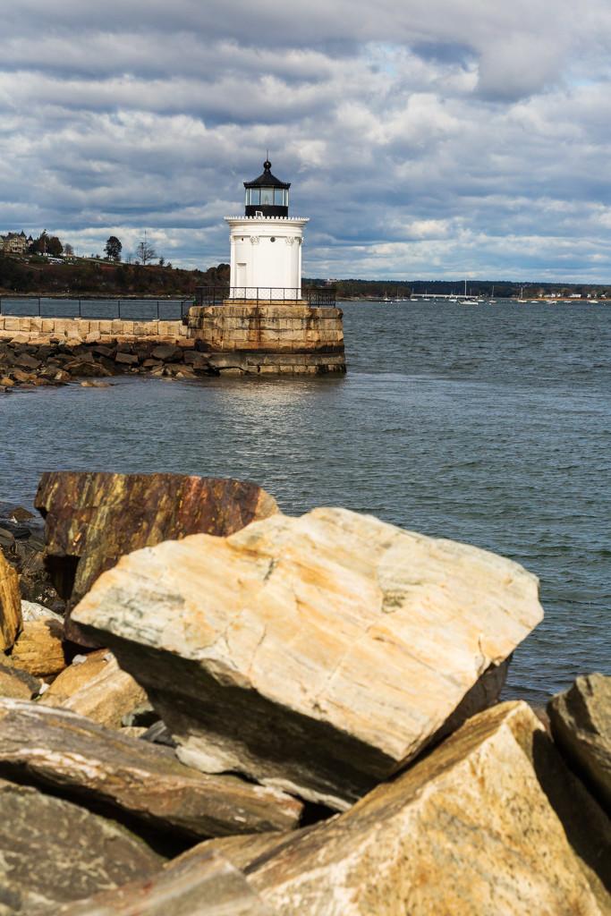 Portland Lighthouse #1 by photograndma