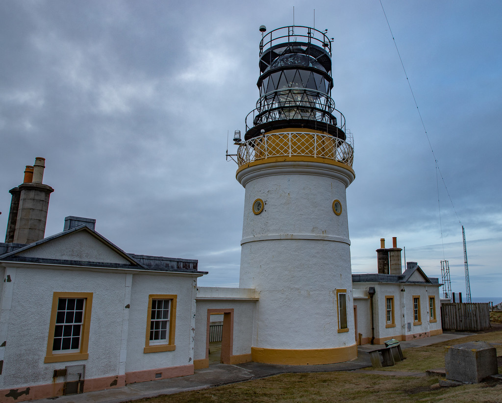 Sumburgh Lighthouse by lifeat60degrees