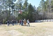 7th Mar 2021 - Archery Practice