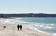 7th Mar 2021 - A romantic beach stroll...........