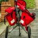 Postman's cart