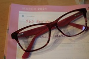8th Mar 2021 - Red glasses