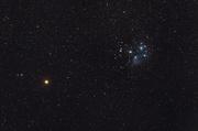 9th Mar 2021 - The Pleiades & Mars