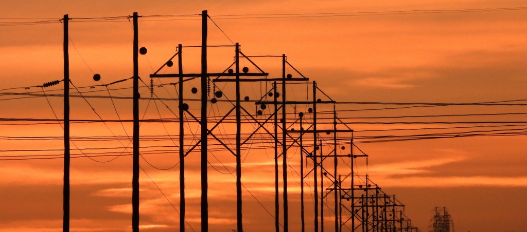 Power Lines by janeandcharlie