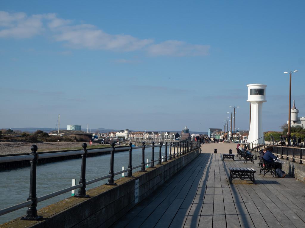 Littlehampton Pier 4 by josiegilbert
