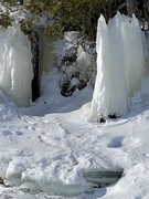 10th Mar 2021 - Ice Wall
