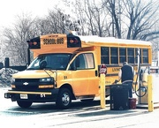 10th Mar 2021 - A Year Without a School Bus