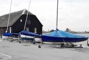 12th Mar 2021 - Blue Bosham Boats