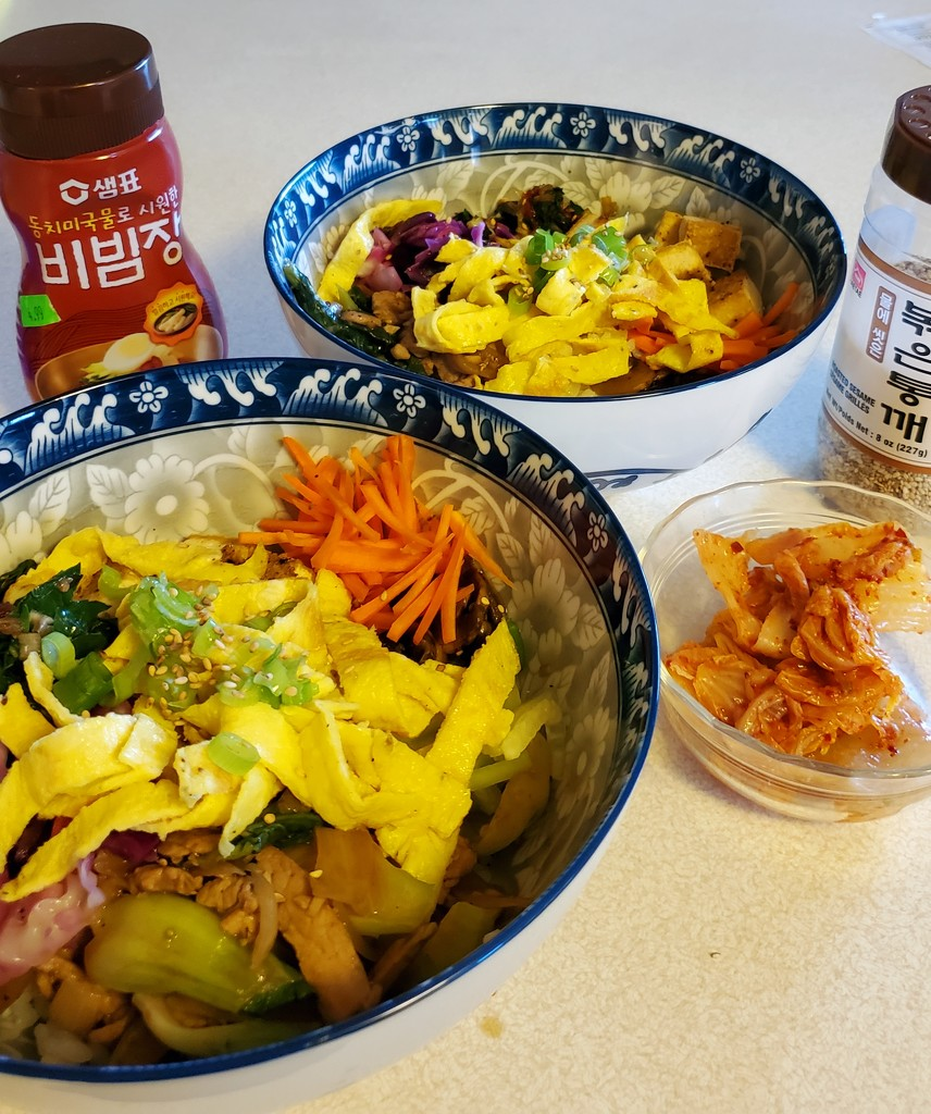 'Fridgerator BiBimBap by houser934