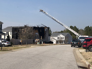 11th Mar 2021 - Devastating Fire