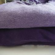 13th Mar 2021 - Purple T-Shirts